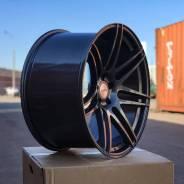 "Strom STR3 22"" 5x120 Gloss Gunmetal"