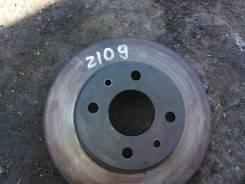 Диск тормозной ВАЗ R13 ВАЗ 2109, 2108, 21099.