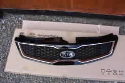 Решетка радиатора Kia Ceed ED 2010-2012 Спортпакет