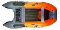 Купить надувную ПВХ лодку Навигатор 430 НДНД Pro