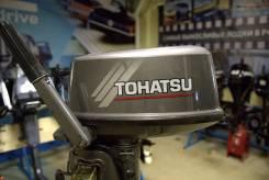 2-тактный лодочный мотор tohatsu 5