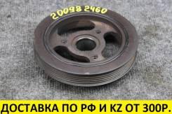 Контрактный шкив коленвала Mazda / Ford 3.0 Оригинальный