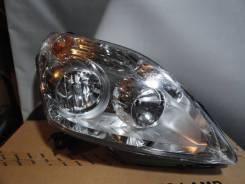 ФАРА Правая С Регулирующим Мотором Внутри Хромированная Opel Zafira - A B 2004-2010 [442-1149Rmlemn1]