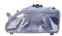 ФАРА Левая БЕЗ Корректора Renault 19 6/1992-1996 [551-1117L-LD-E]