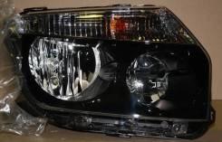 ФАРА Правая Внутри Черная С Регулирующим Мотором (Оригинал) Renault Duster 2010- [260101891R]