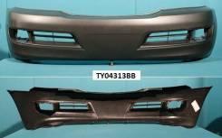 Бампер Переднего (Оригинал) Грунтованный Lexus GX - 470 2002-2009 [LXGX402-160X]