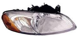 ФАРА Правая Chrysler - Dodge - Plymouth Dodge Stratus 2 седан / Sebring седан/кабриолет 2001-2005 [CS089-A001R]