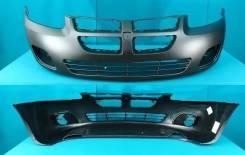 Бампер Передний С Отверстиями ПОД Противотуманки Chrysler - Dodge - Plymouth Dodge Stratus 2 седан / Sebring седан/кабриолет 2001-2005 [DG6300000-4100]