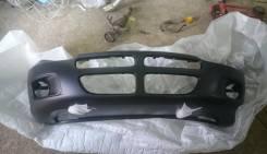 Бампер Передний С Отверстиями ПОД Противотуманки Грунтованный (Седан) Chrysler - Dodge - Plymouth Dodge Stratus 2 седан / Sebring седан/кабриолет 2001-2005 [DG6300000-2000]