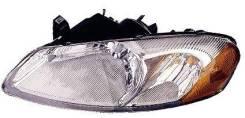 ФАРА Левая Chrysler - Dodge - Plymouth Dodge Stratus 2 седан / Sebring седан/кабриолет 2001-2005 [CS089-A001L]