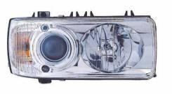 ФАРА Передняя Правая (Ксенон) Линзованная Daf XF / CF 2009 [450-1103R-Ldhem]