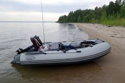 Лодка НДНД Река-310 «Премиум»