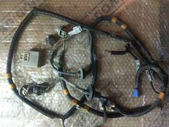 Проводка багажника с реле toyota corona