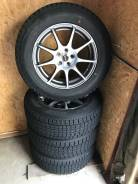 Dunlop Grandtrek SJ7 215/65 R16, 6.5x16, PCD 5x100, ET48