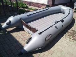 Лодка ПВХ Аквилон 390+Тоха18