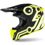 Шлем Airoh Twist 2.0 Neon Yellow Matt 2020 размер L (59-60)