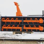 Снегоочиститель для экскаватора погрузчика JCB 3CX