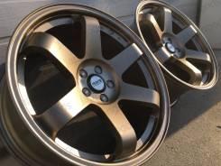 Новые! Литые диски R18 Rays TE37 5*114.3