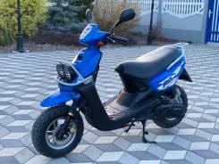 Yamaha BWS 100, 1991