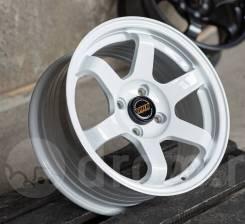 Новые диски R17 4/100 RAYS TE37