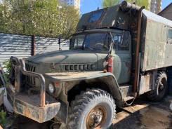 Урал 4320 кунг фургон, 1983