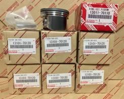 Комплект поршней и колец STD Toyota 1GFE beams 13101-70120/13011-70110