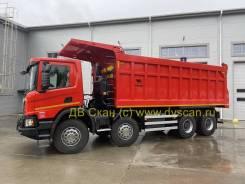 Scania P440B8x4HZ-26m3, 2019