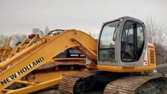 New Holland Kobelco E135SR-1ES, 2007