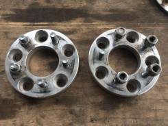 Проставки колесные переходные 5х114.3 на 5х100 +20мм