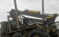 """Продам гидроманипулятор для леса ОМТЛ 97-04 """"Велмаш"""""""