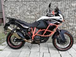 KTM 1190 Adventure R, 2014