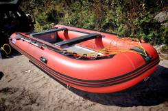 Лодка ПВХ надувная SVAT ZYD 420