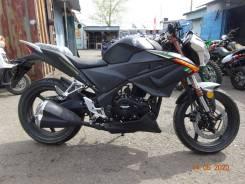 Yamaha мт 250, 2018