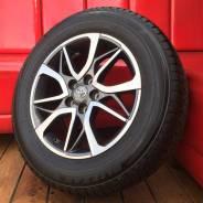 Новые колеса Toyota R17 ( Диски 5x114.3, Шины Bridgestone )