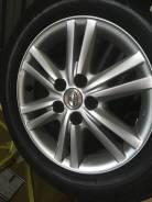 Комплект летних колес на литье 215/60/R16 Bridgestone 2017 г.