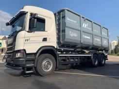 Scania P410CB, 2019
