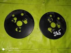 Шайбы балки заднего редуктора на Subaru Forester SG5 SG9 2002-2007г