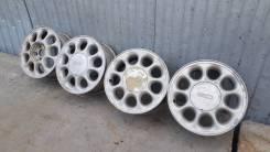 Комплект оригинальных литых дисков R14 Toyota Carina ED