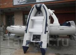 """Лодка """"Odyssey"""" 3.8м одиссей 380"""