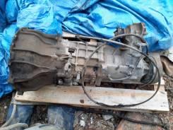 Механическая коробка переключения передач МКПП на ММС Canter 4WD 4D33.