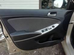 Обшивки двери Hyundai Solaris