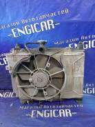 Радиатор охлаждения двигателя Toyota Vitz в сборе