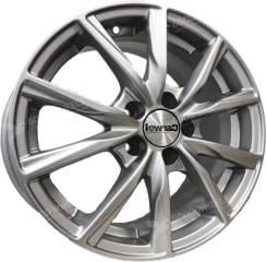 Диск колесный Carwel Гамма 115 6x15 ЕТ 45 5x114.3 67.1 SL (Арт.11508ZС)
