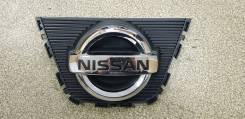 Эмблема Nissan Qashgai (j10)