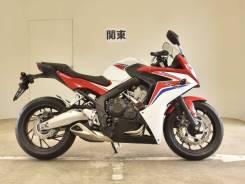 Honda CBR 650F, 2014