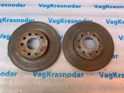 Диски тормозные передние VW Passat B6 Touran