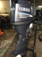 Yamaha 60 4 х тактный с большим редуктором от Yamaha 80-100 на румпеле