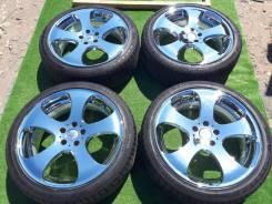 R20 диски Work на Dodge Chrysler 300C