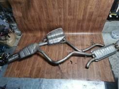 Глушитель Mercedes-Benz W211