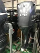 Лодочный двигатель (виде работы)Ямаха-130четырехтакный